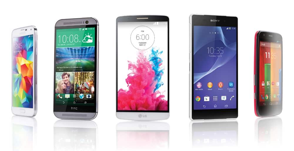 Best_Android_phone_2014 ضحكة تقنية : مقارنة الهواتف و اللوحيات و الحواسيب بالعواطف و الأهواء