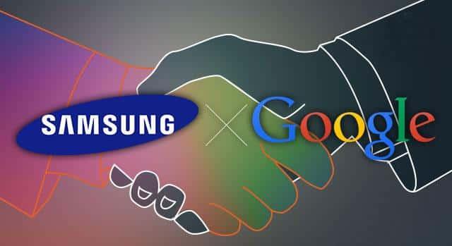 106399214 أسباب و مظاهر صراع سامسونج و جوجل : من سيفوز ؟