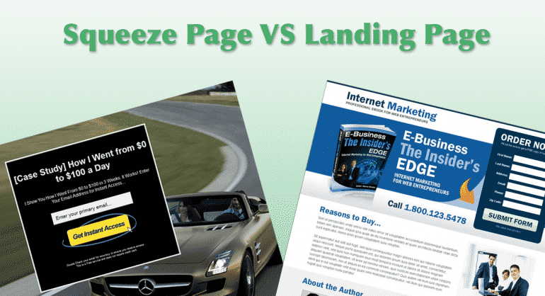 Squeeze-page-vs-Landing-Page2b-770x418 ما الفرق بين صفحتي Landing Page و squeeze page ؟ و من الأفضل ؟