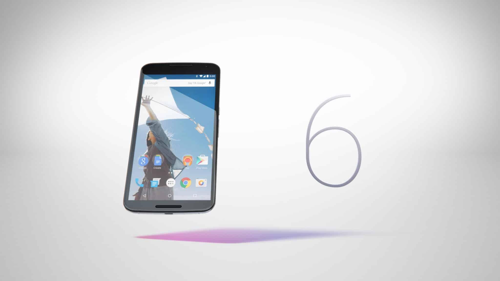 maxresdefault مراجعة الهاتف Nexus 6 : منافس جالكسي نوت 4