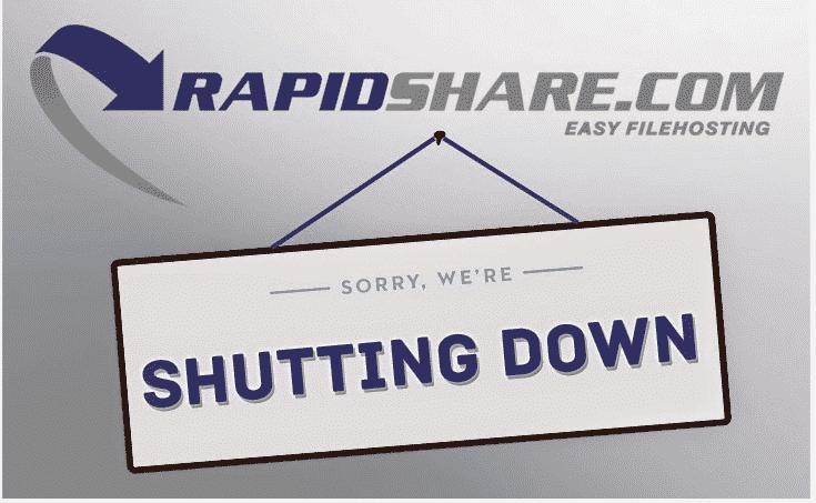 2 4 دروس مهمة من إغلاق RapidShare