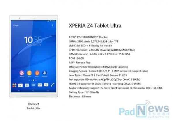 xpera_z4_tablet_leak-597x420 التسويق بواسطة التسريبات و الشائعات !
