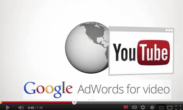 AdWords-for-video ميني كورس يوتيوب : جلب المشاهدات و الأرباح