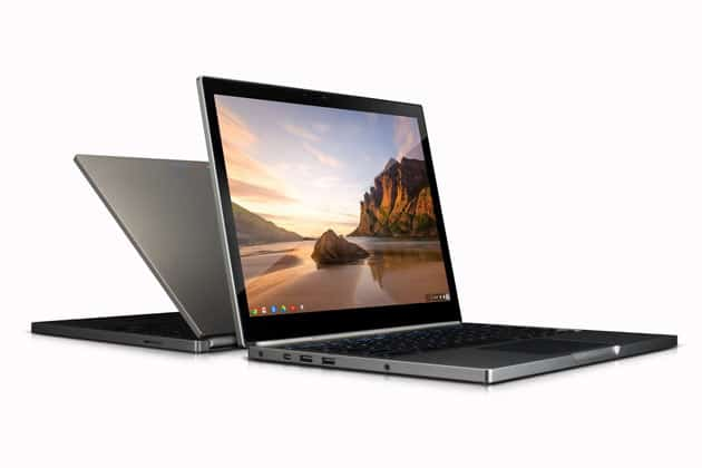 google-chromebook-pixel-220213 مقارنة بين الحاسوبين كروم بوك بيكسل و ماك بوك 2015