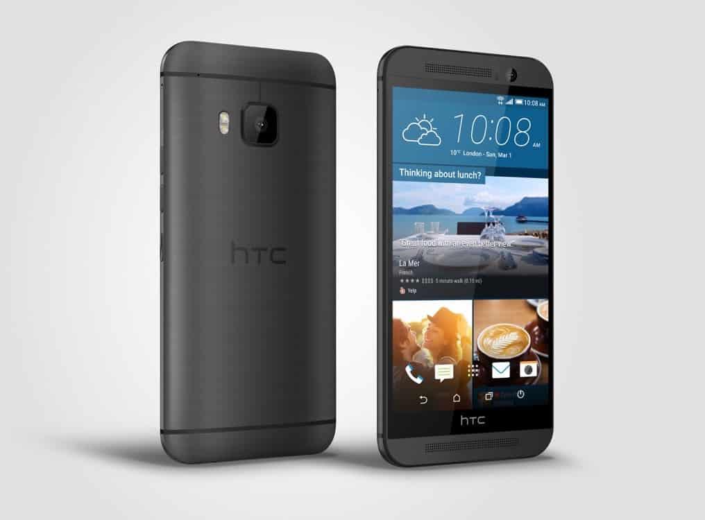 htc-one-m9-5 ما مصير معالج Snapdragon 810 ؟