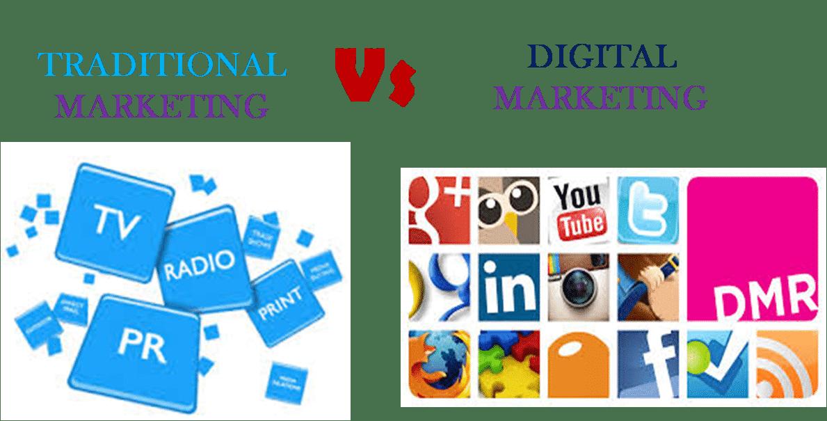 traditional-3 التسويق الإلكتروني أفضل للشركات الناشئة من التقليدي