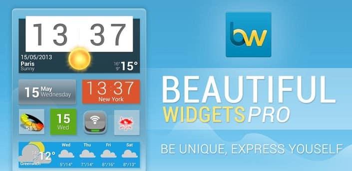 Beautiful-Widgets-Pro 8 تطبيقات للمحمول حققت أكثر من 100 ألف دولار