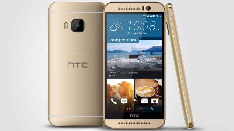 HTC-One-M9_Gold_3V-970-80 مراجعة هاتف HTC ONE M9 : أفضل كارثة لسنة 2015