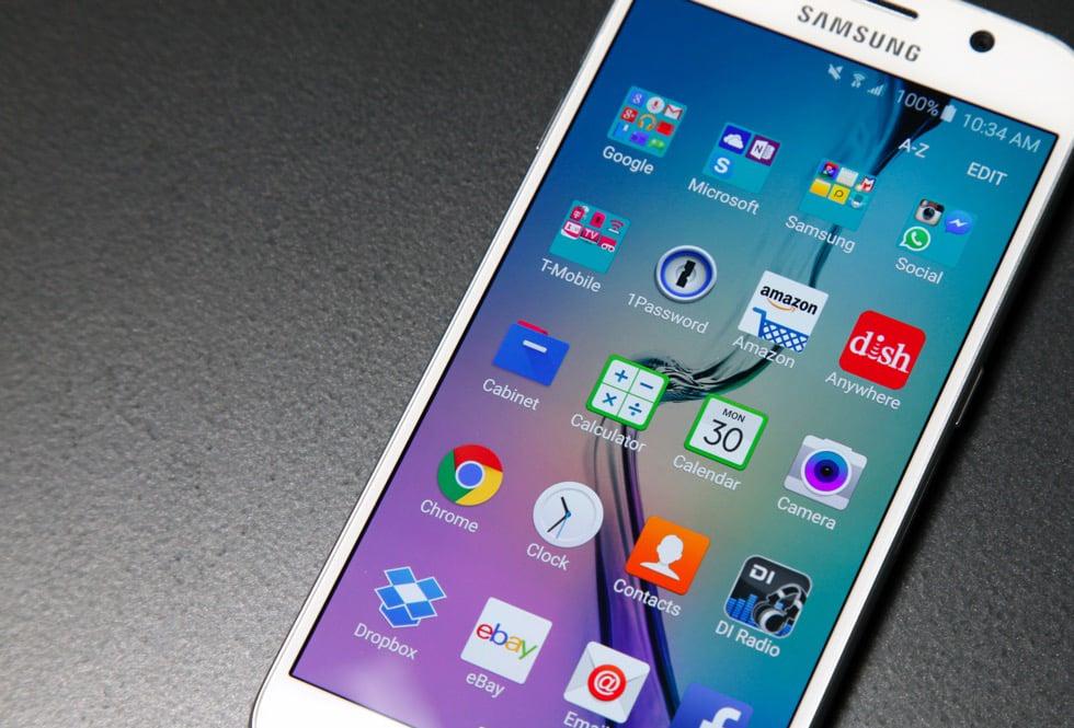 553f5ff4eeddcd8b565e9b35 مراجعة سامسونج Galaxy S6 : واحد من أفضل هواتف 2015
