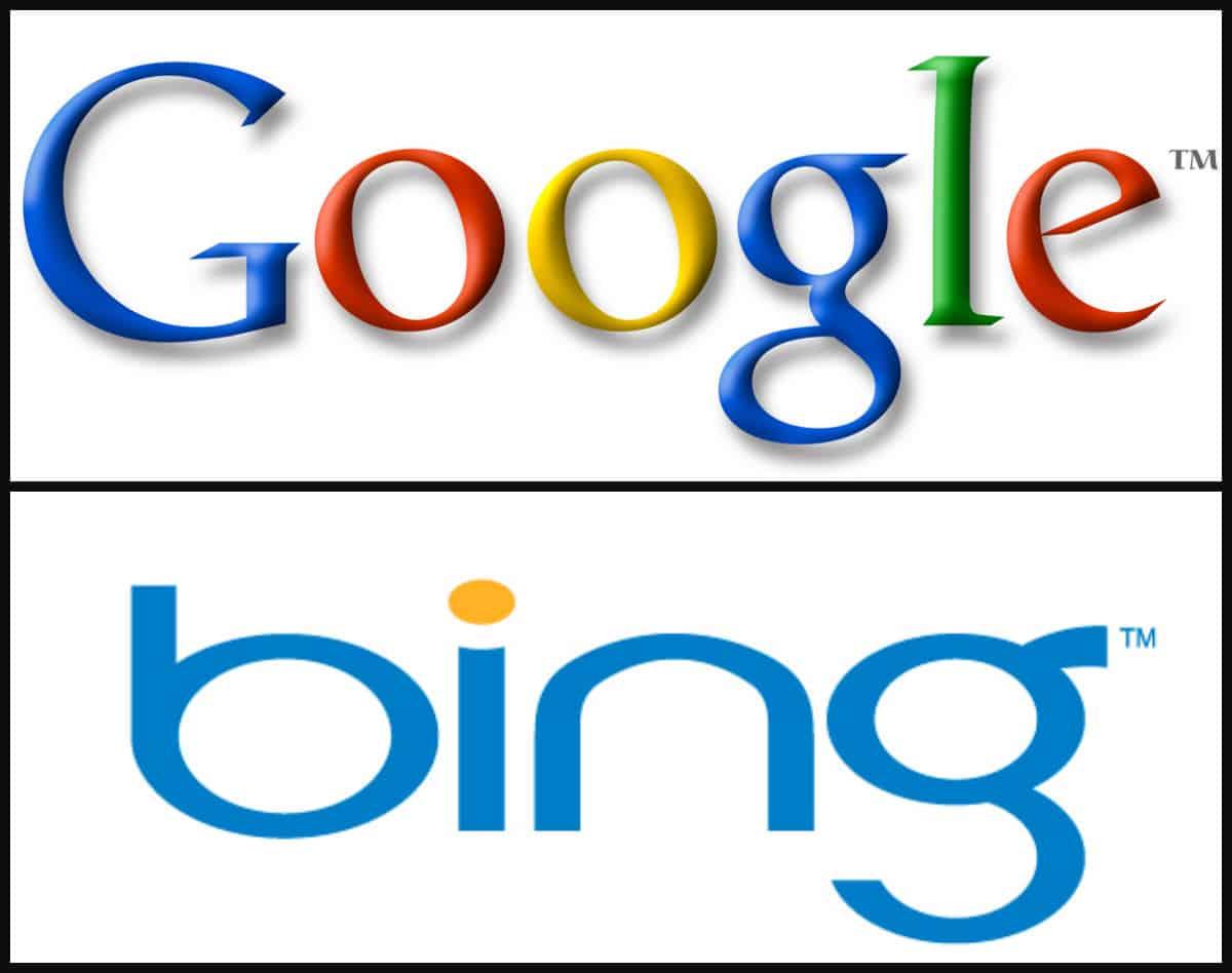 GoogleAndBing جهود بينج و جوجل لإغراء الشركات و المتاجر الإلكترونية