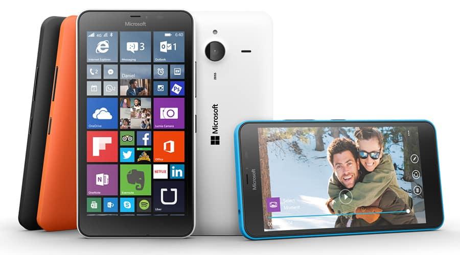 Lumia-640-XL_group 5 أسباب مقنعة لشراء لوميا Lumia 640 XL