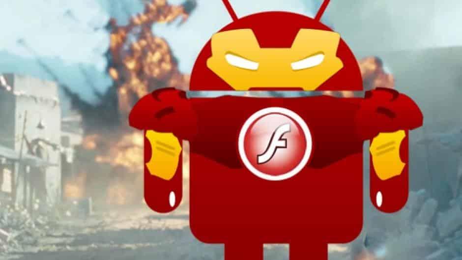 flash-android لماذا لن يموت Adobe Flash في الوقت الراهن؟
