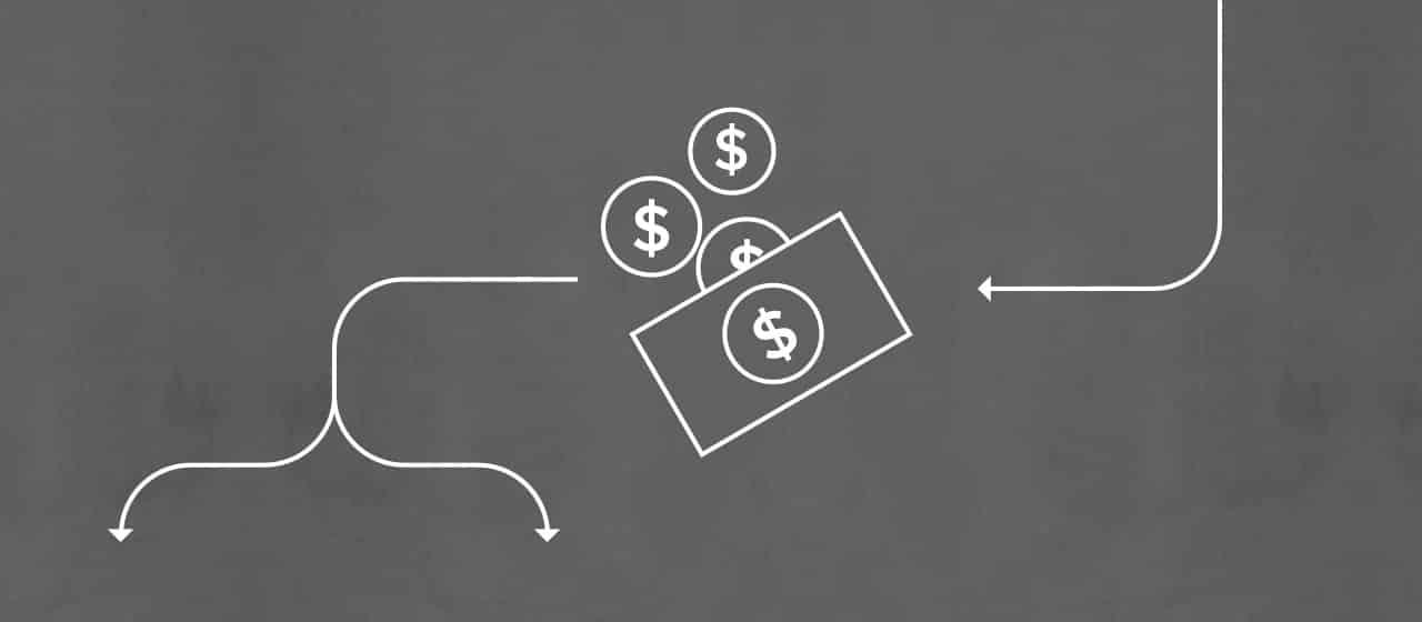 follow-the-money ريادة الأعمال: لا تكن شريرا و اتبع المال