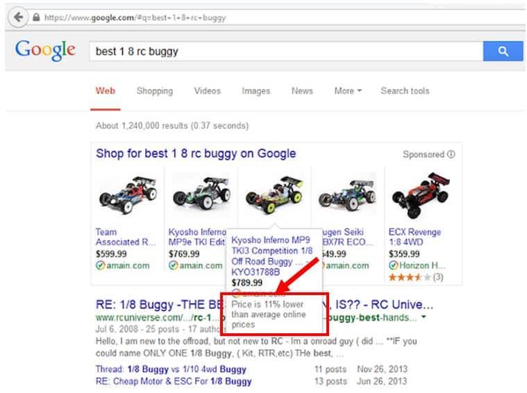 price-compare-channel-advisor جهود بينج و جوجل لإغراء الشركات و المتاجر الإلكترونية