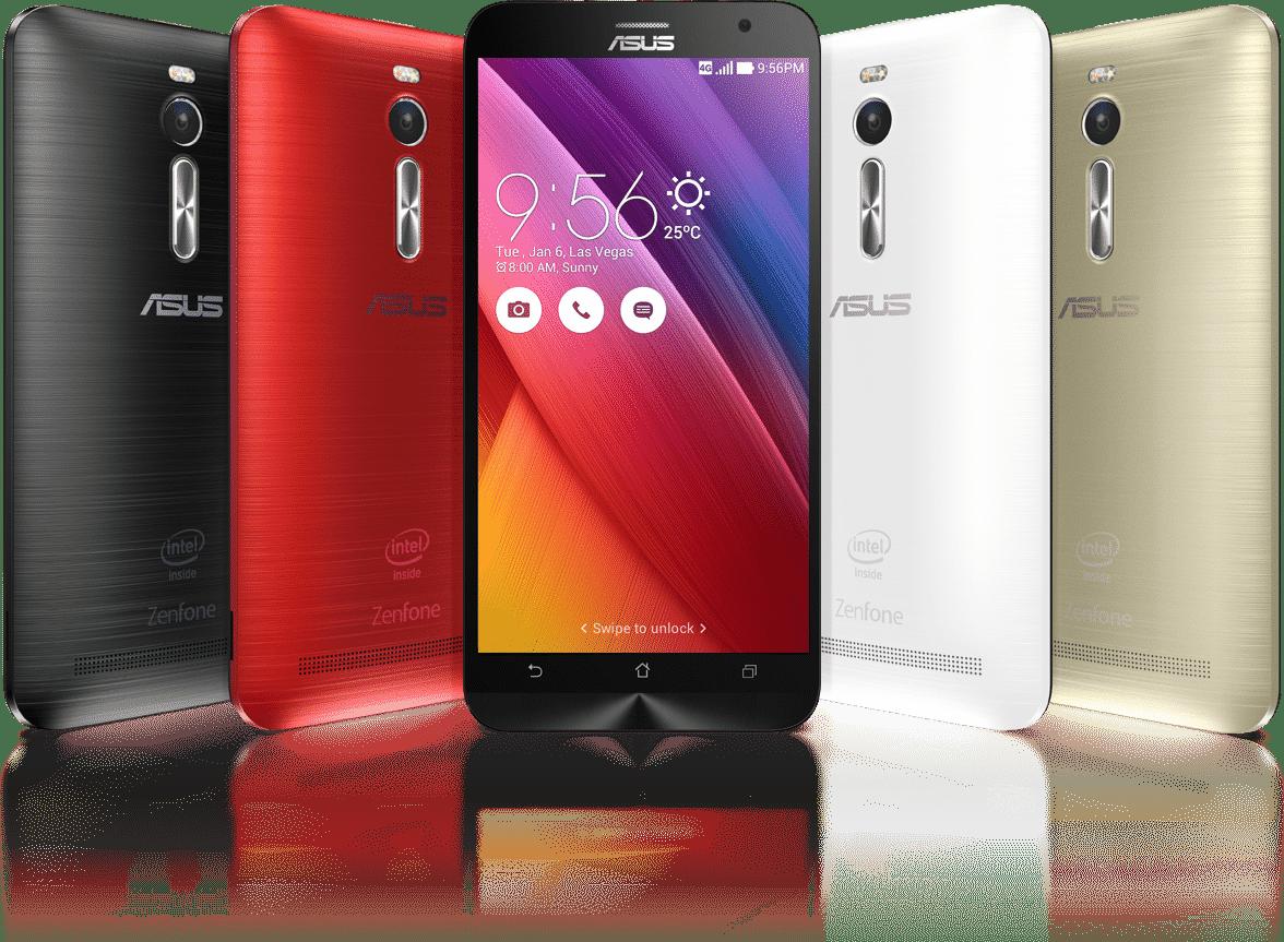 Zenfone-2 مراجعة Zenfone 2: هاتف متوسط يتحدى العمالقة