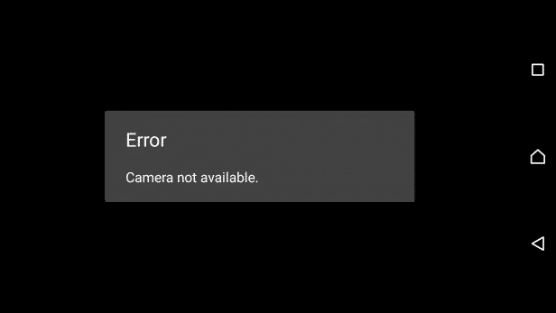 camera-xperia-z4-error مراجعة Sony Xperia Z3+: هذا هو إكسبيريا زد 4
