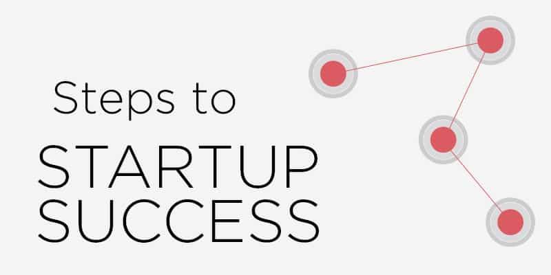 startup-success مراحل بناء الشركات الناشئة الناجحة