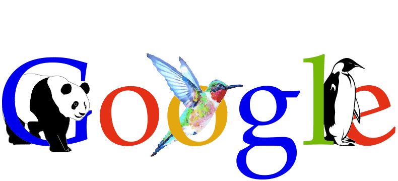 Google-humingbird-panda-penguin-2 4 فوائد تحديثات جوجل و تطور سيو