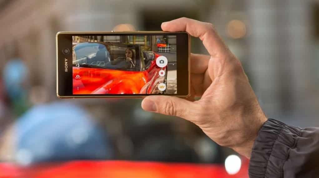 Sony-M5-Spotlight-1021x571 مراجعة Xperia M5: هاتف متوسط أبهرني شخصيا