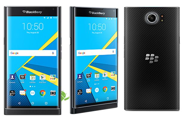 PRIV-by-BlackBerry لماذا لم تعلن بلاك بيري عن مبيعات BlackBerry Priv؟