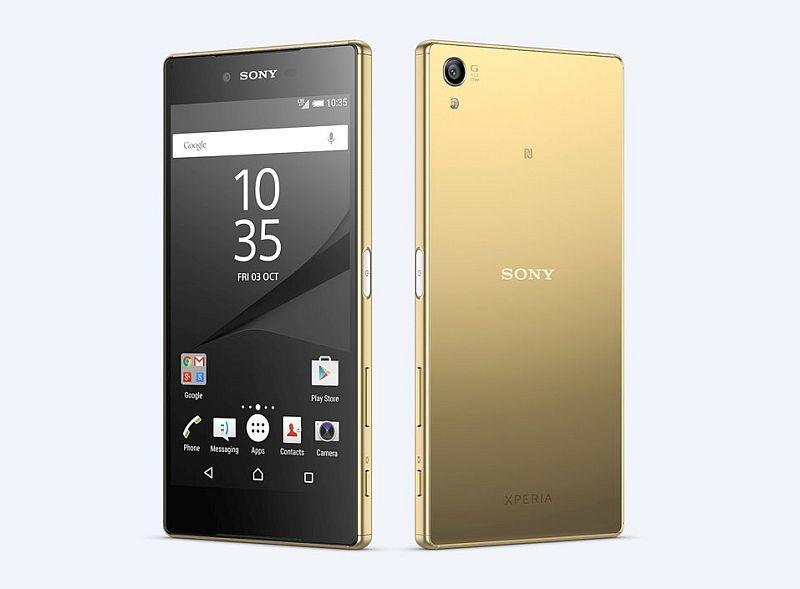 sony_xperia_z5_premium_gold_offical مراجعة Xperia Z5 Premium: أفضل اكسبيريا الآن
