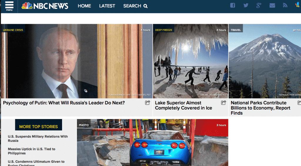 NBC-News حقائق حاسمة للتخلي عن قائمة همبرغر Hamburger في التطبيقات و المواقع