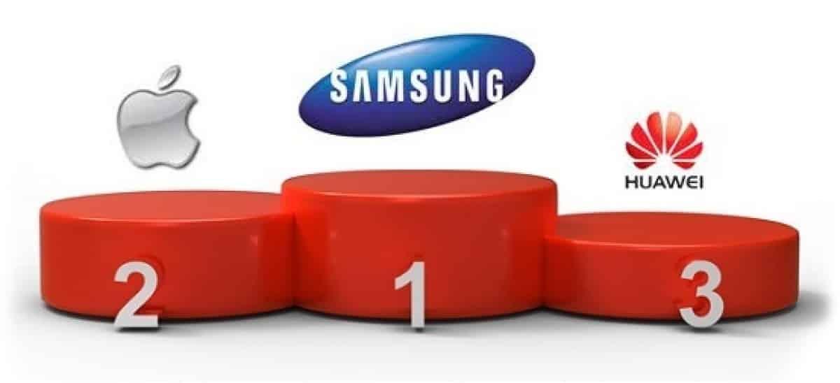 Samsung-Apple-Huawei هواوي النجم الذي أطاح بسامسونج في مصر و يتجه للصدارة العالمية