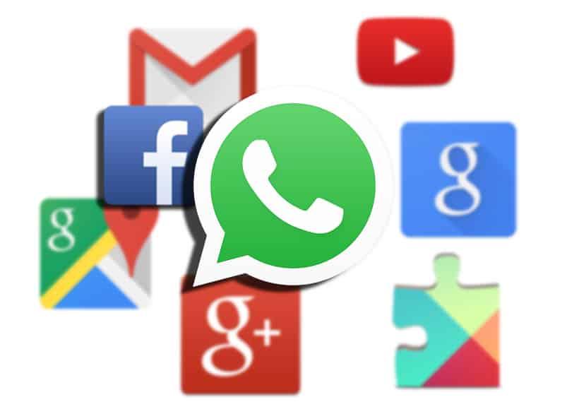 whatsapp-1000-millones-descargas ريادة الأعمال: سر نجاح واتساب وفيس بوك وجوجل