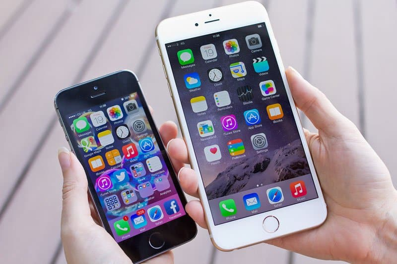 iPhone_6 لماذا عليك شراء آيفون وتجاهل هواتف أندرويد و ويندوز فون؟