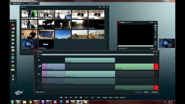 lightworks أفضل 5 برامج مجانية لصناعة فيديوهات يوتيوب إحترافية