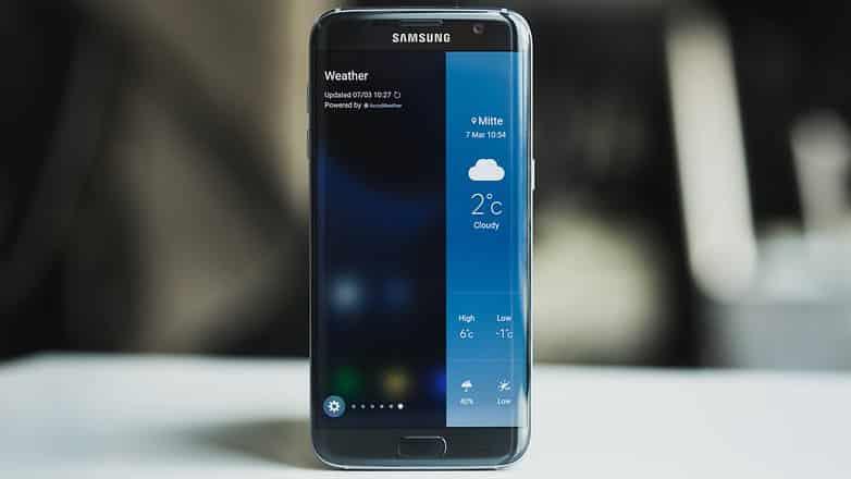 Galaxy-S7-Edge مراجعة Galaxy S7 Edge: رائع ولا ننصح به أصحاب اس 6 ايدج