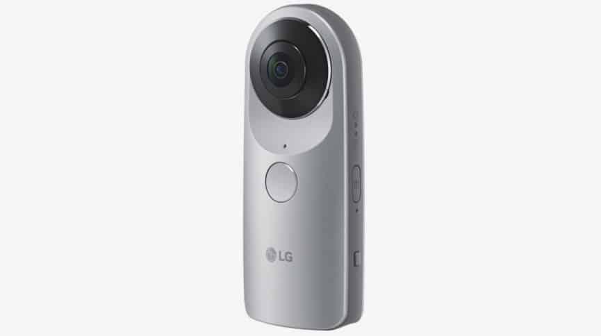 LG-360-CAM أفضل الكاميرات لتصوير فيديوهات 360 درجة