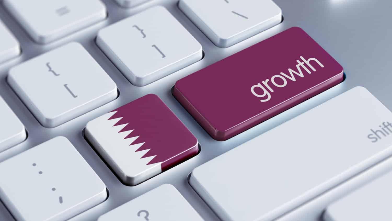 Qatar-growth نظرة معمقة على التجارة الإلكترونية في قطر