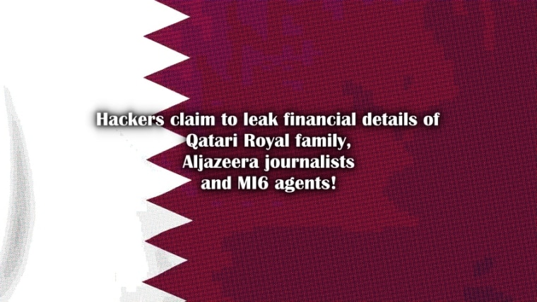 qatar-national-bank-hacked-1-4gb-database-leaked-3 من قطر إلى الإمارات وعمان البنوك الخليجية مهددة بالإختراق والخسائر بالمليارات