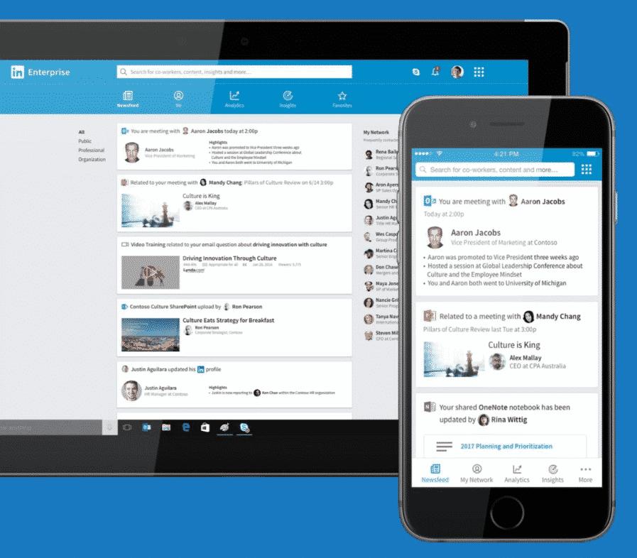 LinkedIn-3 ما الذي سيتغير في LinkedIn بعد استحواذ مايكروسوفت عليها؟