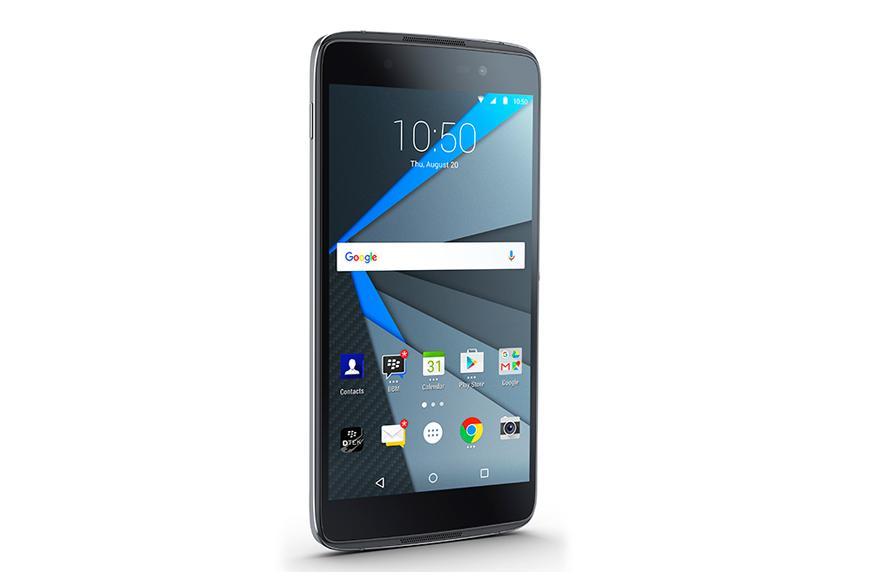BlackBerry-DTEK50 لماذا BlackBerry DTEK50 هاتف أندرويد الأكثر أمانا في العالم؟