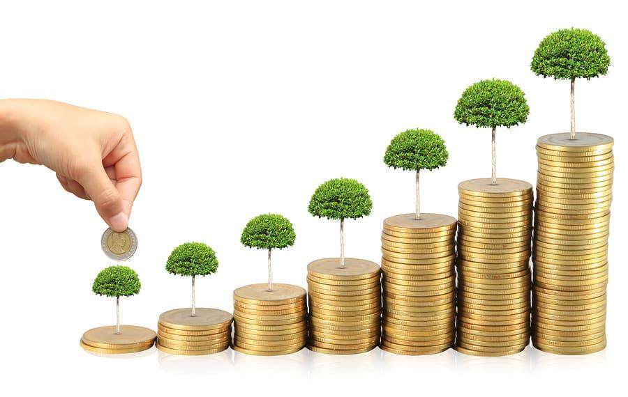 bigstock-Increase-your-savings-34398386 العائد المادي أهم من الشهرة في عالم الأعمال