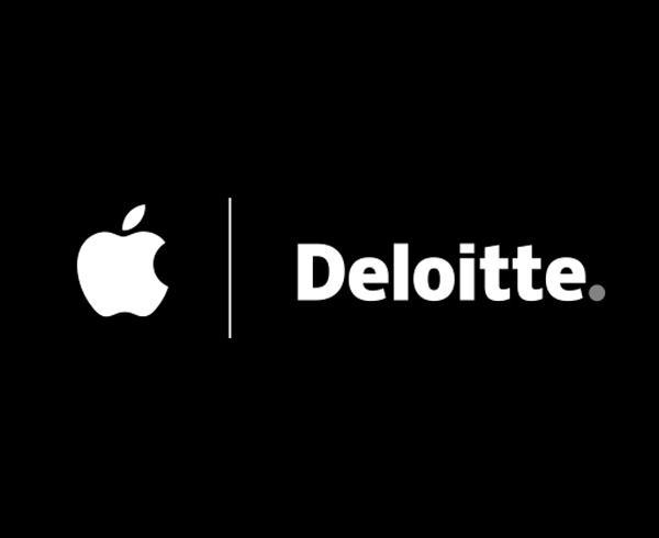 apple_deloitte صفقة آبل و Deloitte: خسارة بلاك بيري وضربة لمنافستها مايكروسوفت