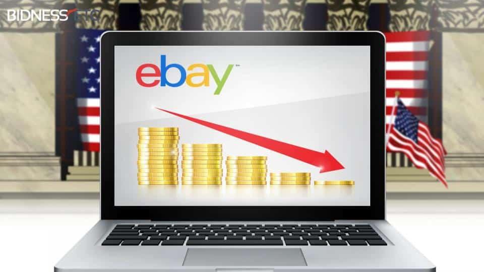 ebay ما وراء إنهيار eBay في بورصة ناسداك