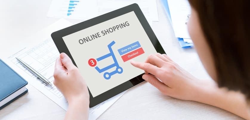 E-Commerce-mobile التجارة الإلكترونية في العالم العربي على أبواب قفزة كبيرة خلال 2017