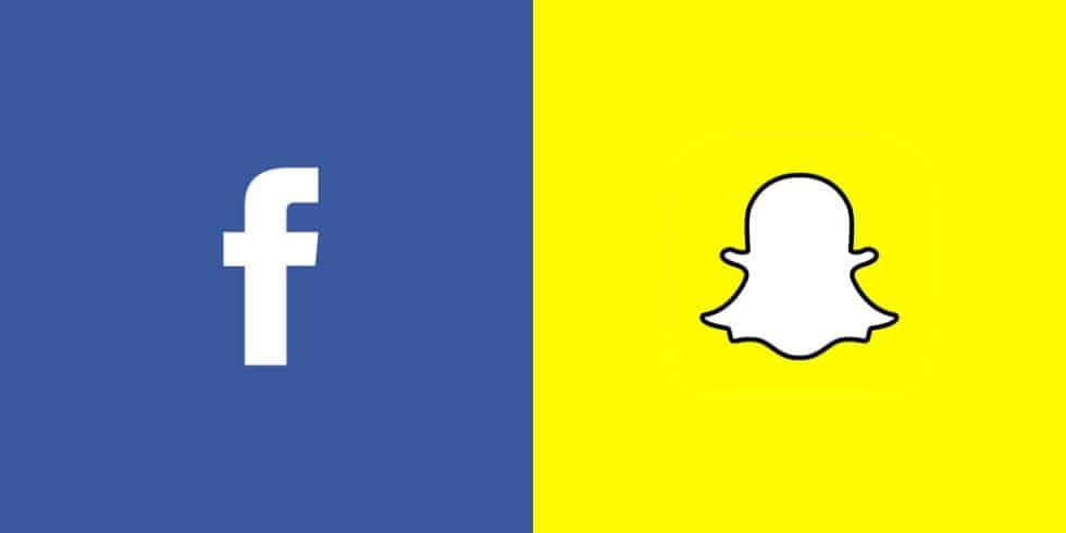 facebook-snapchat سناب شات كابوس مارك زوكربيرغ ولهذا حاول فيس بوك شراء Snow