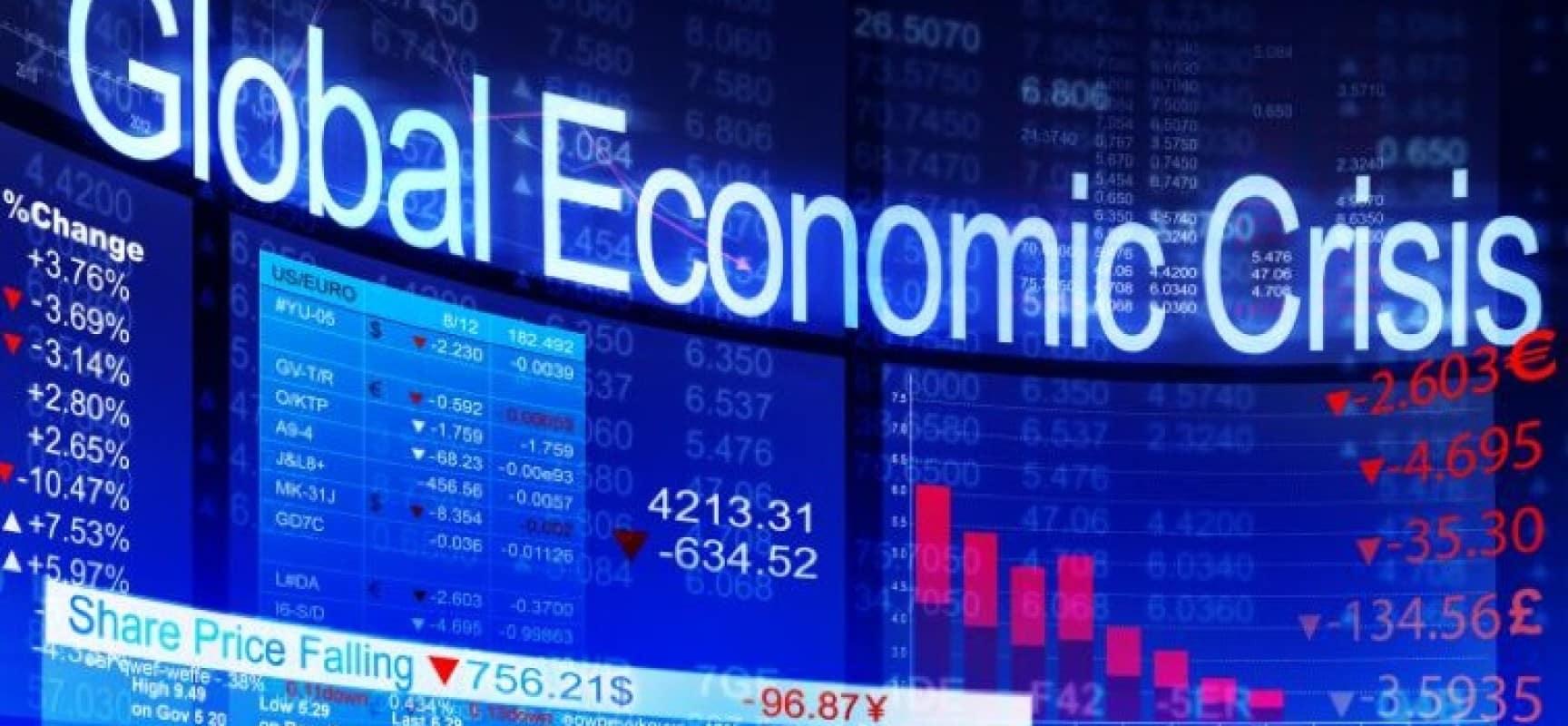 global_economic_crisis كل الطرق تؤدي إلى انهيار أسواق المال إلا إذا حصلت معجزة!