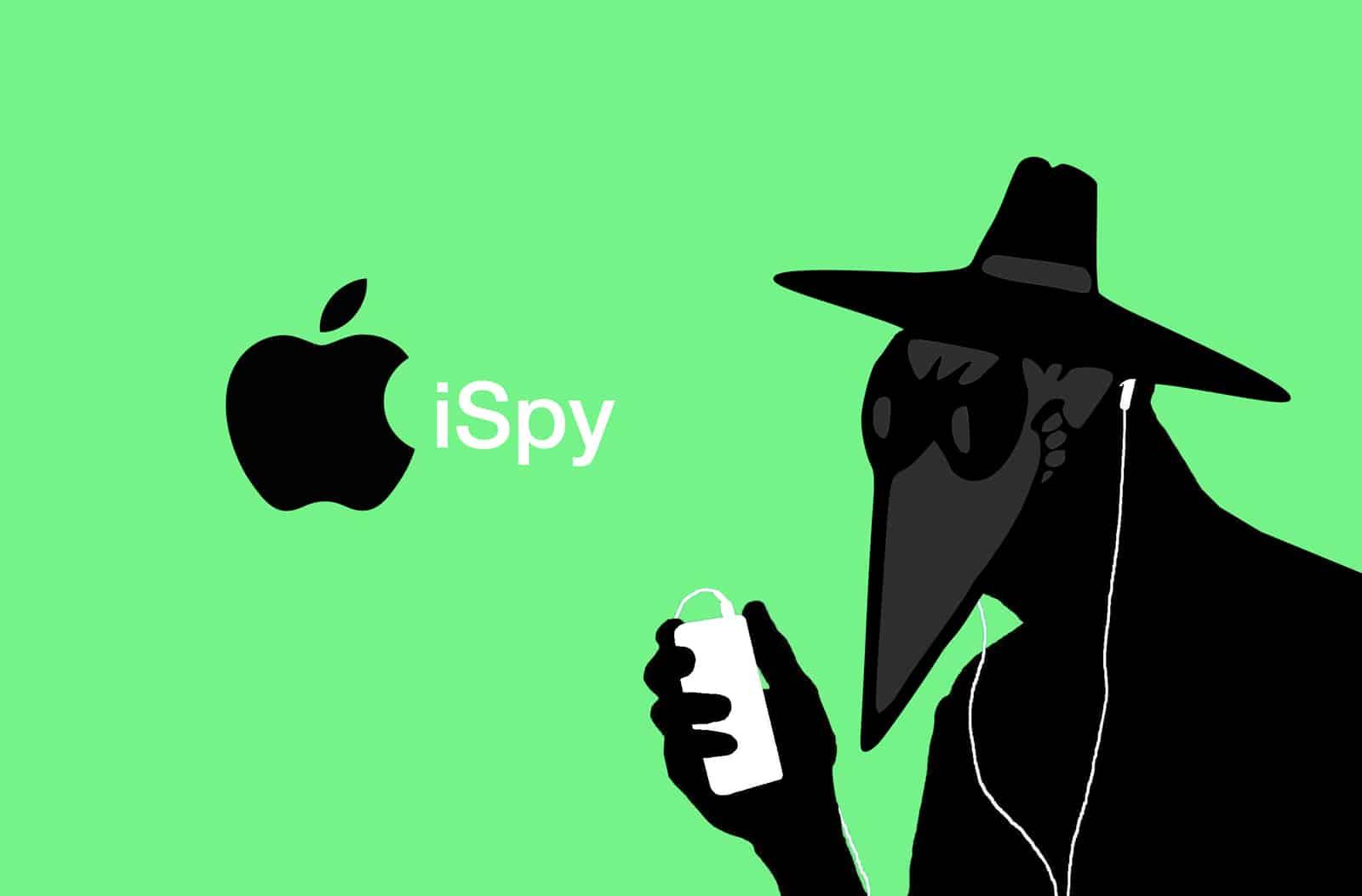 iSpy آبل تسجل مكالماتك الهاتفية وكذلك أنشطتك على آيفون و آيباد