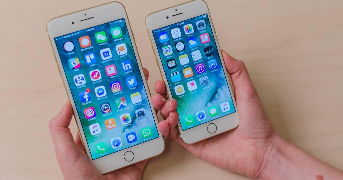 iPhone-7 لماذا سنرى آيفون 7 اس خلال 2017 عوض آيفون 8؟ صدمة لعشاق آبل