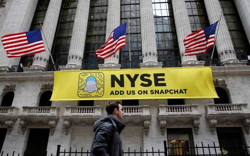 Snap-Inc 3 مخاطر تهدد نجاح سناب شات قد تسقط Snap Inc في أزمة تويتر