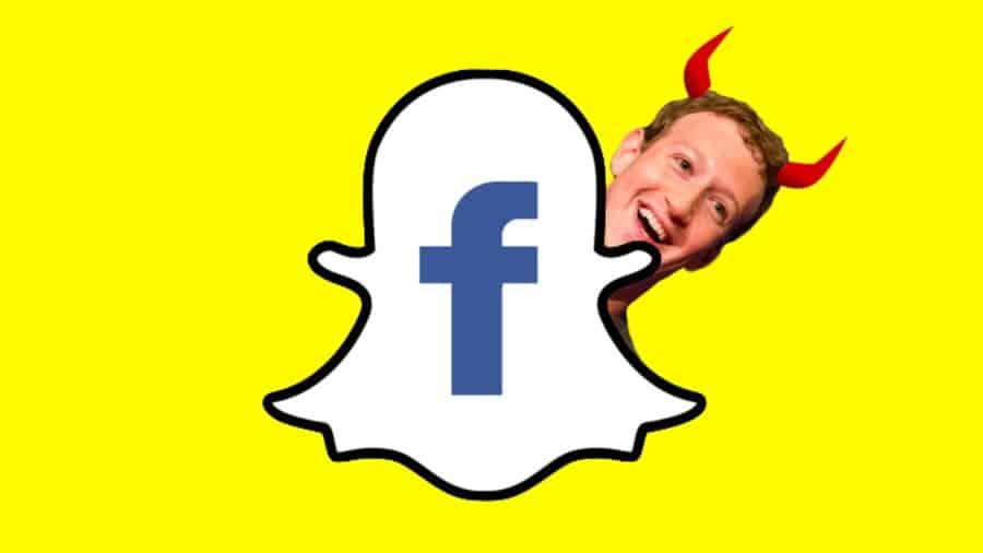 facebook-copies-snapchat-features تاريخ فيس بوك والسرقة من سناب شات