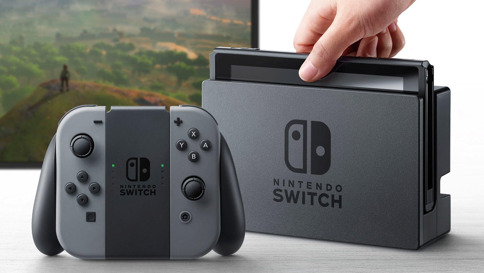 Nintendo-Switch 5 أسباب لشراء منصة الألعاب المحمولة نينتندو Nintendo Switch