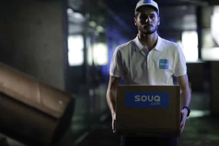 souq-com قصة استحواذ أمازون على سوق دوت كوم و PAYFORT وأشياء لا تعرفها