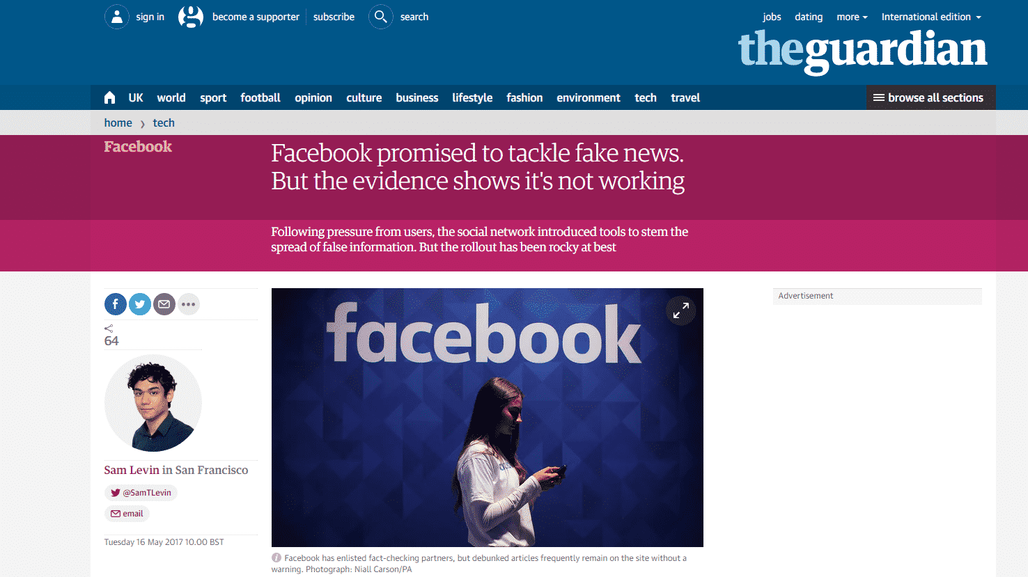 5-16-2017-11-10-20-AM قضية الأخبار المزيفة: ما أشبه مستخدمي فيس بوك العرب بحكامهم وقادتهم!
