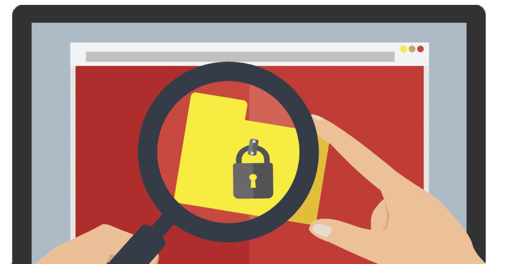 ransomware_computer كيفية إزالة تشفير الملفات بعد حذف فيروس WannaCry وفيروسات Ransomware